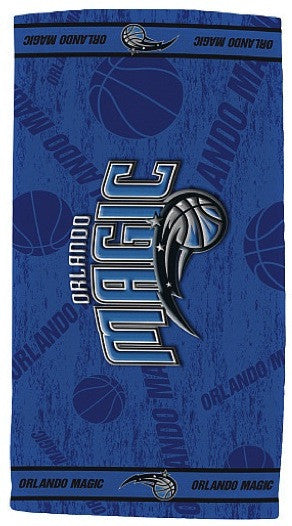 Orlando Magic Beach Towel
