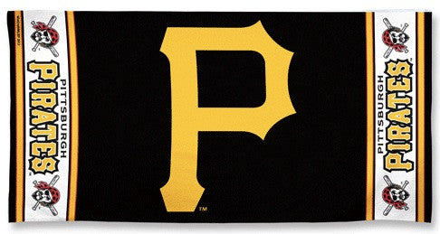 Pittsburgh Pirates Beach Towel