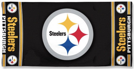 Steelers Beach Towel