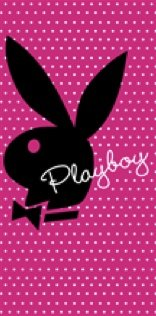 Playboy Beach Towel