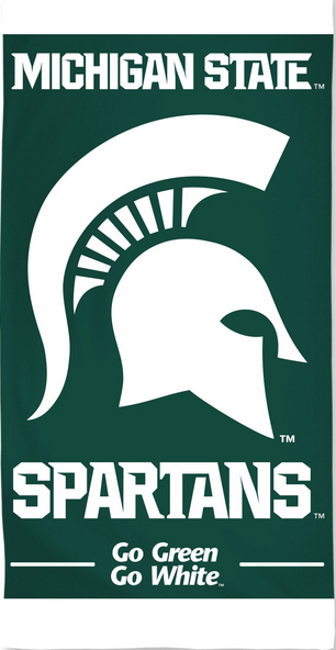 Michigan State Beach Towel