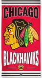 Blackhawks Beach Towel