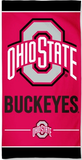 OSU Ohio State Buckeyes Beach Towel