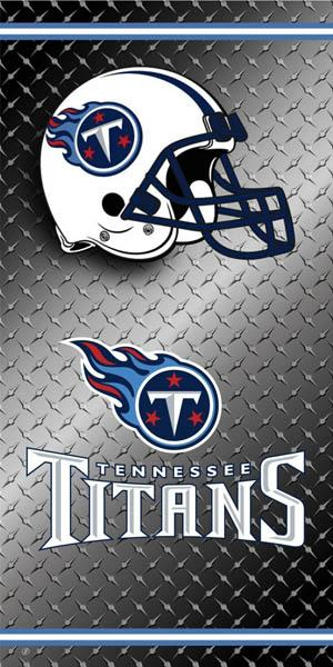 Tennessee Titans Beach Towel