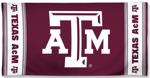Texas A&M Beach Towel