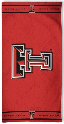 Texas Tech Beach Towel