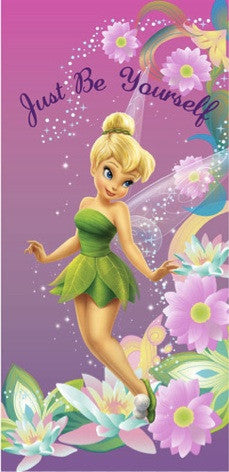 Tinkerbell Beach Towel