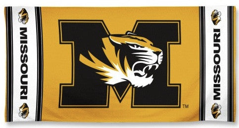 University of Missouri Beach Towel