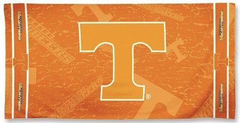 University Of Tennessee Beach Towel