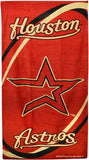 Astros Beach Towel