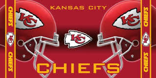 Chiefs Beach Towel