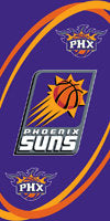 Phoenix Suns Beach Towel