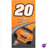 Tony Stewart Beach Towel