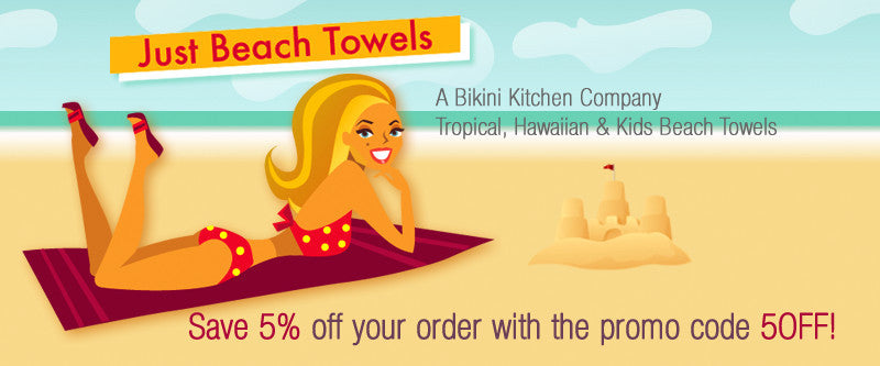 Just Beach Towels