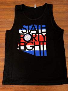 "State Forty Eight ""PVG"" Mens Tank"