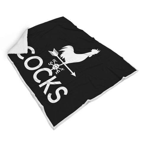 Image of Cocks Blanket - Black