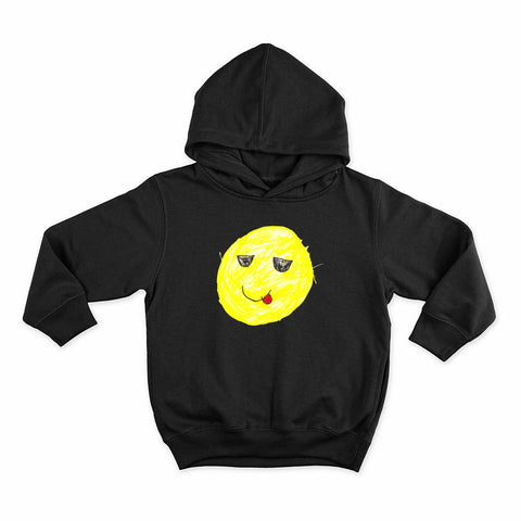 Image of Elliott Cocks Limited Edition Cool Emoji Hoodie