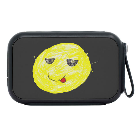 Image of Elliott Cocks Limited Edition Hand Drawn Cool Emoji Thumpah™ BlueTooth Speaker