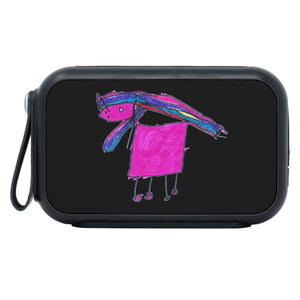 Claudia Cocks Limited Edition Hand Drawn Magic Unicorn Thumpah™ Bluetooth Speaker