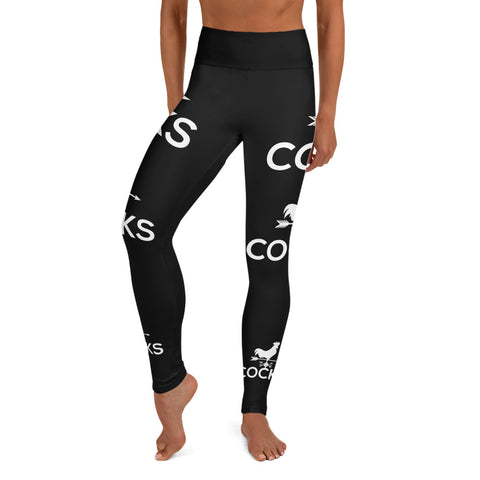 Image of Cocks Yoga Leggings