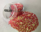 PIXIELURE BODY & FACE GLITTER BUNDLE X 5 - 8g JARS