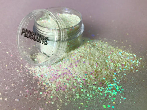PIXIELURE BODY & FACE GLITTER LUNA 8g JAR