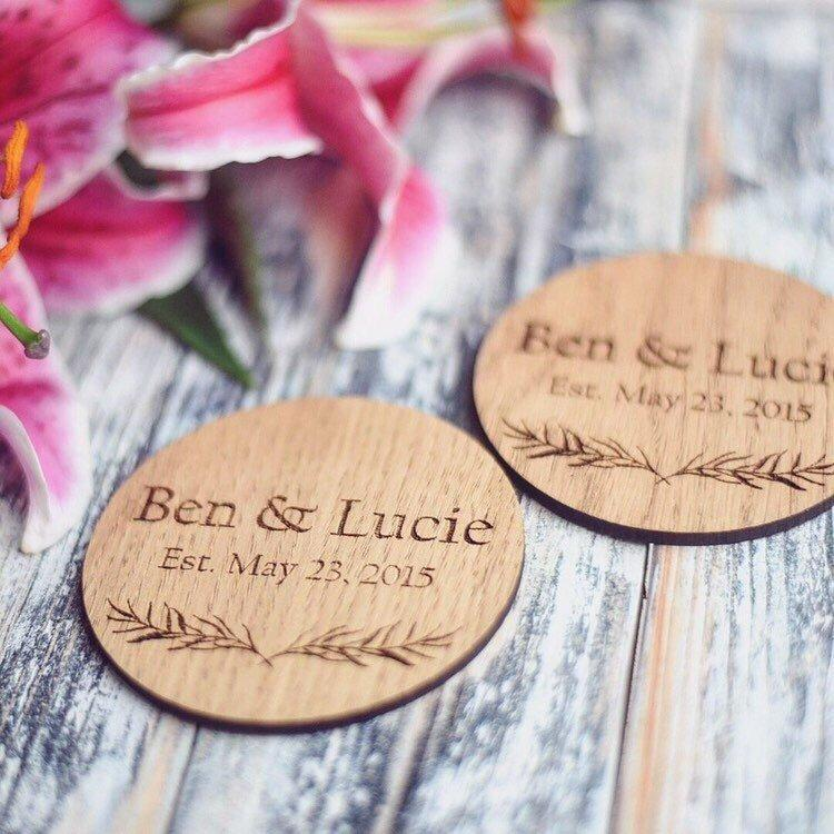 Personalised Anniversary Coasters - HomeCreationss