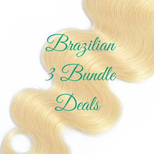 Brazilian 613 Blonde 3 Bundle Deals