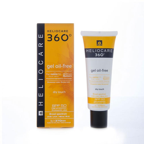 Heliocare 360° Gel Oil Free 50 ml Cantabria - SKN