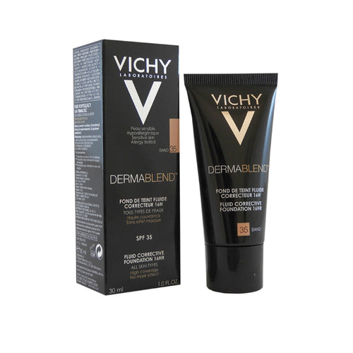 Dermablend Smooth Maquillaje Liquido Tono Sand 30 ml Vichy - SKN