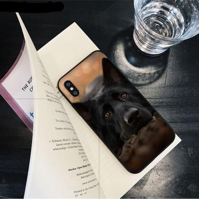 German Shepherd iPhone Case - K-9 Rescue Shop