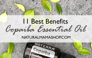 copaiba oil benefits