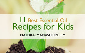 essential oil recipes for kids