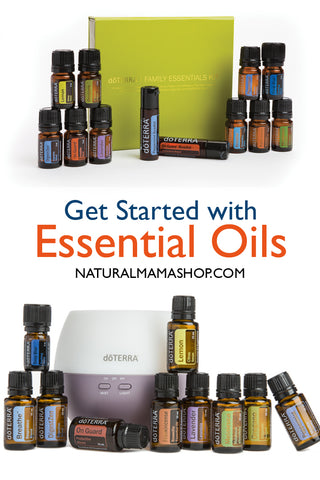 best way to get started with essential oils