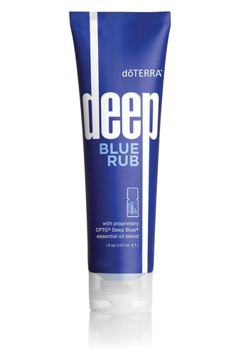 Deep Blue Rub | Doterra | Essential Homestead