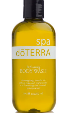 SPA Refreshing Body Wash
