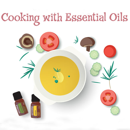 Cooking with Essential Oils eBook