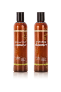 Salon Essentials Protecting Shampoo 2–Pack