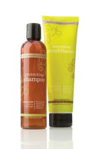 Salon Essentials Protecting Shampoo and Smoothing Conditioner