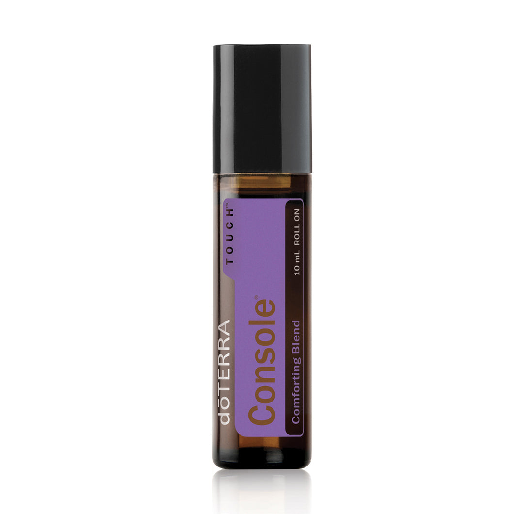 Console Touch Comforting Essential Oil Blend
