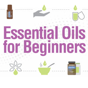 Essential Oils for Beginners Ebook