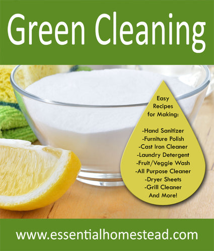 Green Cleaning eBook