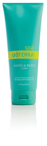 SPA Hand & Body Lotion