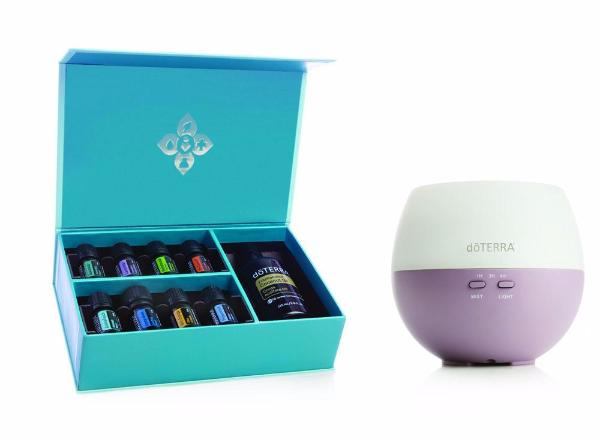 AromaTouch Diffused Kit | Doterra | Essential Homestead