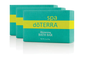 SPA Moisturizing Bath Bar 3-Pack