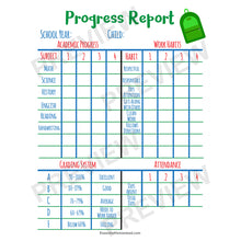 Easy Homeschool Planner progress report
