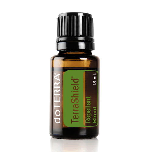 TerraShield Outdoor Essential Oil Blend