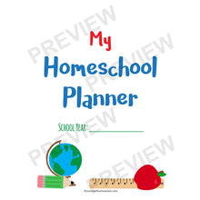 Easy Homeschool Planner