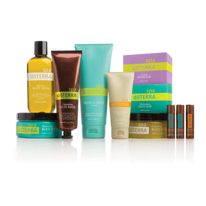doTERRA Total Spa Kit