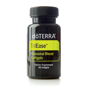 TriEase Softgels Seasonal Blend